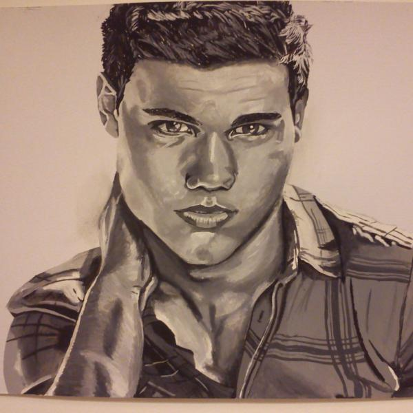 Taylor Lautner by maja135able